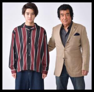藤岡弘,息子,身長